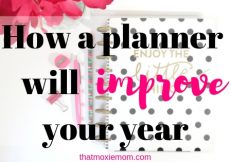 How a planner will improve your year