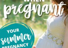 How to Stay Cool When Pregnant